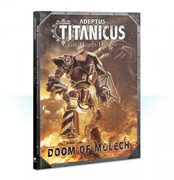 Adeptus Titanicus: Doom of Molech (Englisch)
