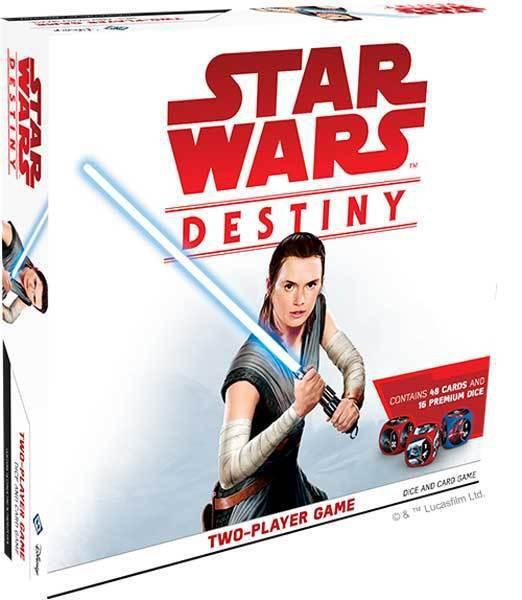 Star Wars: Destiny - Starter-Set für 2 Spieler (DE)