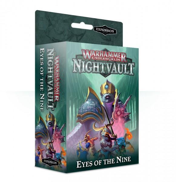Warhammer Underworlds: Nightvault – Augen der Neun (DE)
