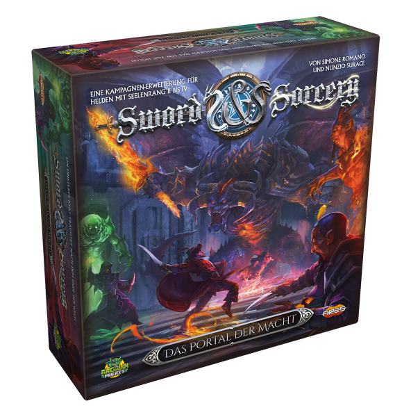 Sword & Sorcery - Das Portal der Macht Erweiterung (DE)