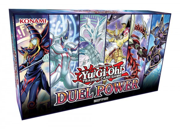Yu-Gi-Oh! Duel Power Box (DE)
