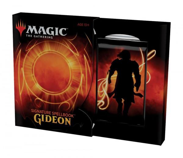 Magic the Gathering Signature Spellbook: Gideon (Engl.)