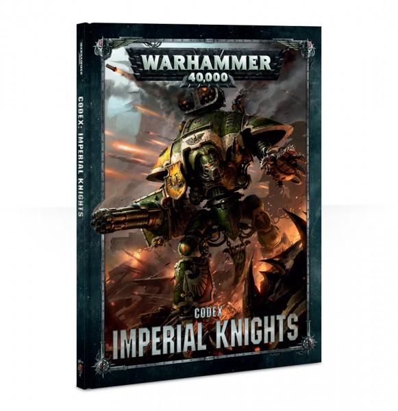 Codex: Imperial Knights (DE)