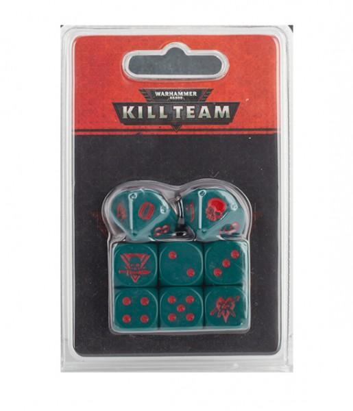 Kill Team: Würfel der Drukhari