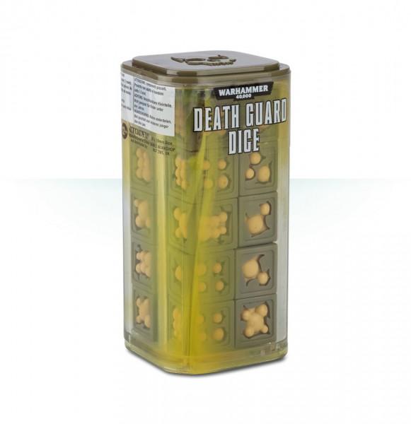 Würfel der Death Guard
