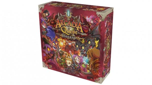 Arcadia Quest: Inferno (DE)