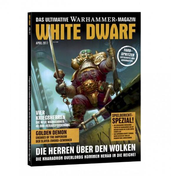White Dwarf April 2017 (DE)