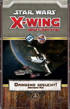 Star Wars X-Wing: Dringend gesucht! (DE)