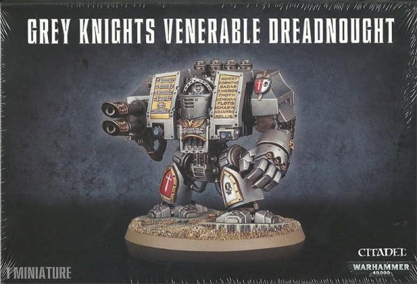 Ehrwürdiger Cybot der Grey Knights