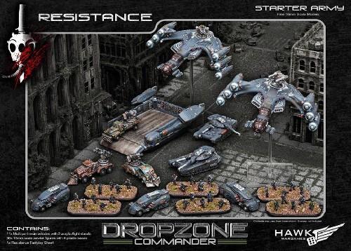 Resistance: Resistance Starter Set (Resin)