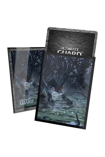 Ultimate Guard Printed Sleeves Standardgröße Lands Edition II Swamp