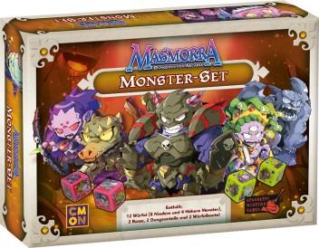 Masmorra - Monster Erweiterung (DE)