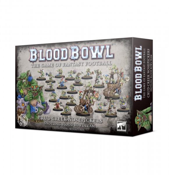 Crud Creek Nosepickers – Snotling-Blood-Bowl-Team