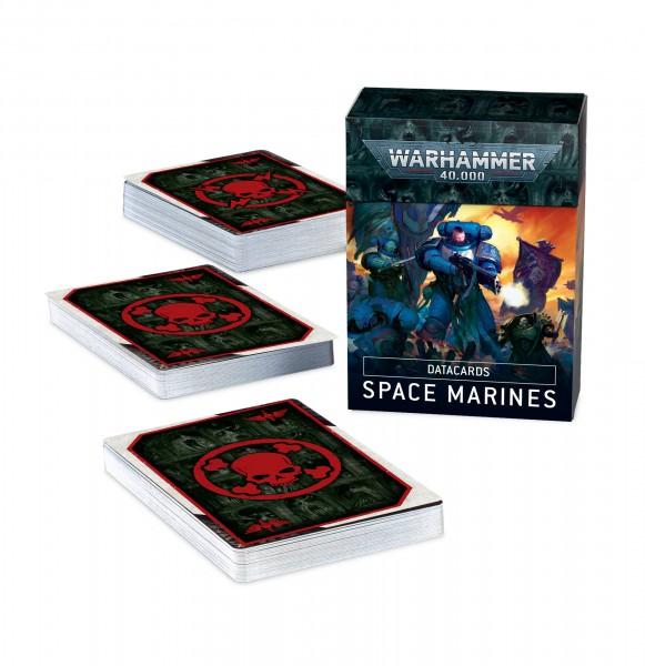 Datakarten: Space Marines 2020 (DE)