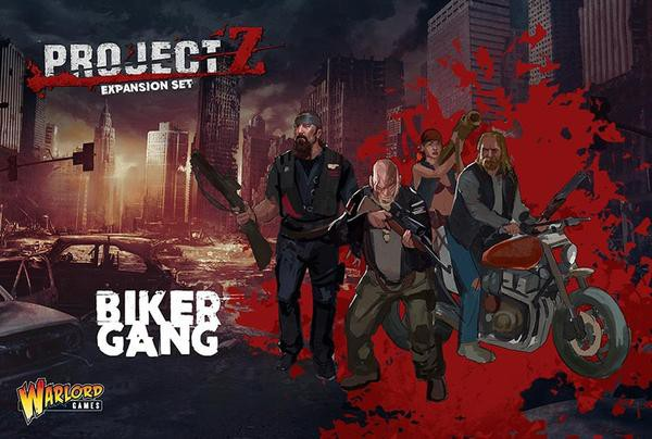 Project Z - Motorbike Gang Expansion