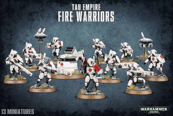 Fire Warriors Team