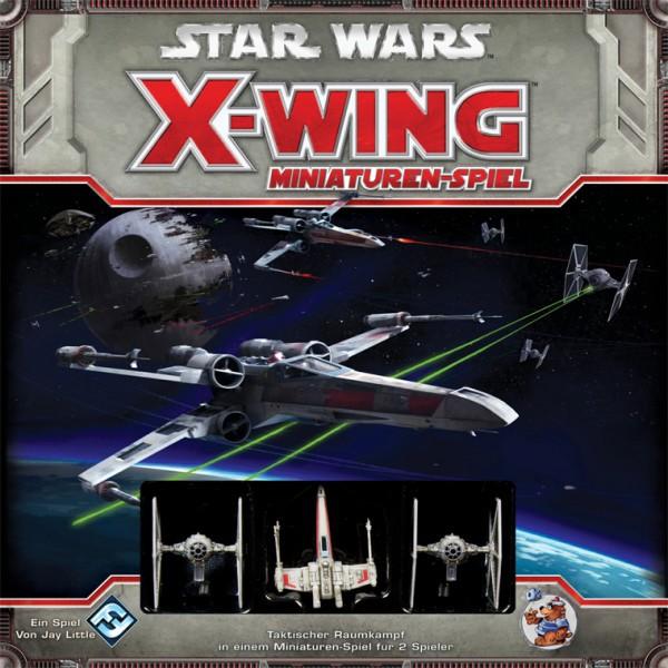 Star Wars X-Wing: Grundspiel (DE)