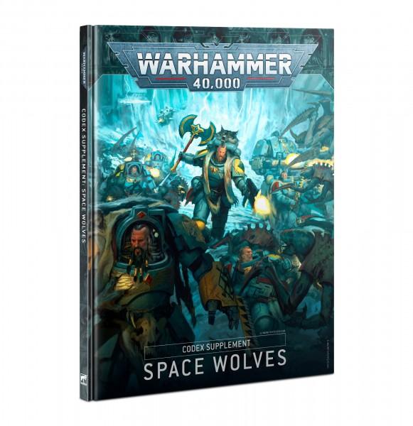 Codex-Ergänzung: Space Wolves (DE)