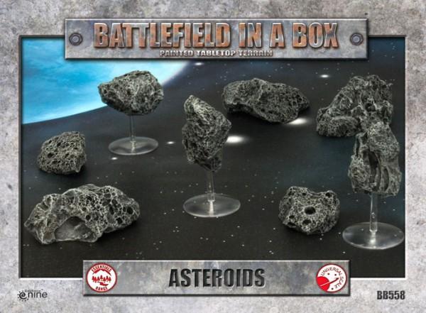 Battlefield in a Box: Asteroids