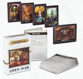 Warhammer Age of Sigmar: Offener-Krieg-Karten (DE)