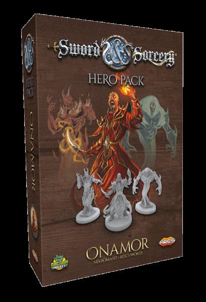 Sword & Sorcery - Onamor Erweiterung (DE)