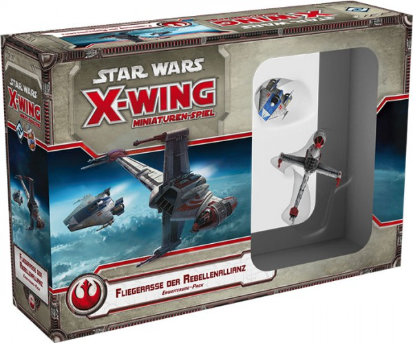 Star Wars X-Wing: Fliegerasse der Rebellenallianz (DE)
