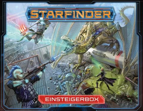 Starfinder Einsteigerbox (DE)