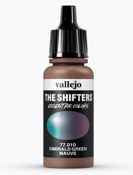 Vallejo Shifters 010 - Emerald Green Mauve 17ml