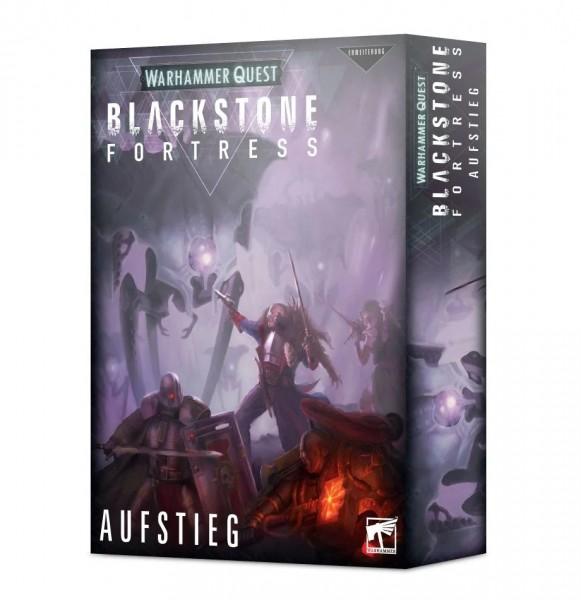 Warhammer Quest: Blackstone Fortress – Aufstieg (DE)