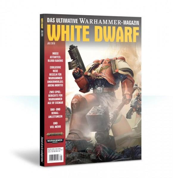 White Dwarf Juli 2019 (DE)