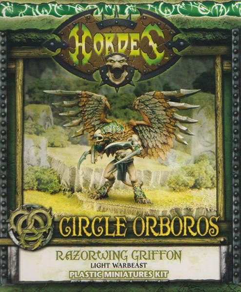 Circle Orboros Razorwing Griffon Light Warbeast Box (plastic)