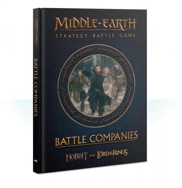 Battle Companies (Englisch)