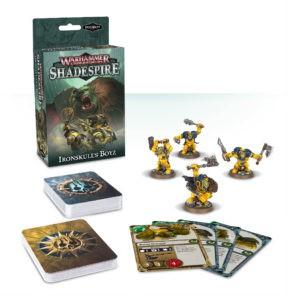 Warhammer Underworlds: Shadespire – Eisenschädels Jungz (DE)