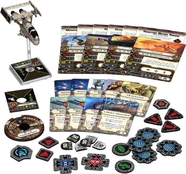 Star Wars X-Wing: Nebeljäger (DE)