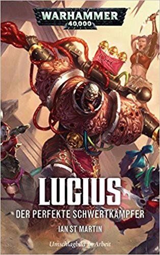 Lucius: Der perfekte Schwertkämpfer (Deutsch)