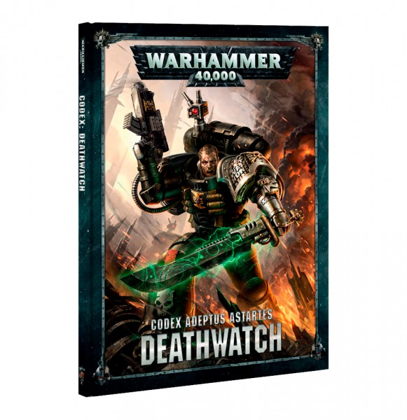 Codex: Deathwatch (DE)