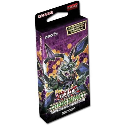 Yu-Gi-Oh! Chaos Impact Special Edition Box (DE)