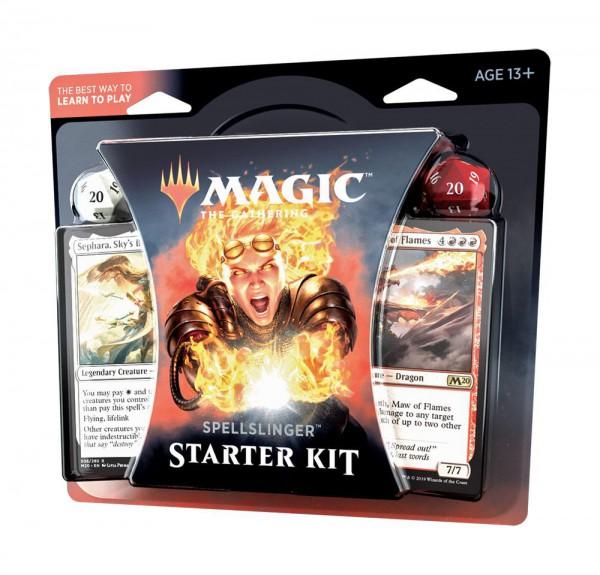 Magic the Gathering Hauptset 2020 Spellslinger Starter Kit  (DE)
