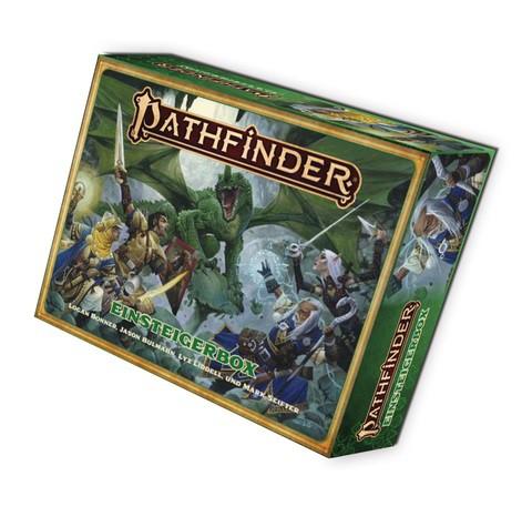 Pathfinder 2 - Einsteigerset (DE)