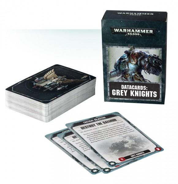 Datakarten: Grey Knights (DE)