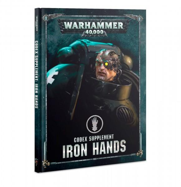 Codex-Erweiterung: Iron Hands (DE)
