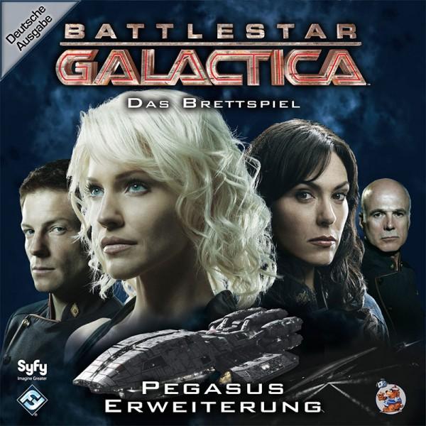 Battlestar Galactica Pegasus