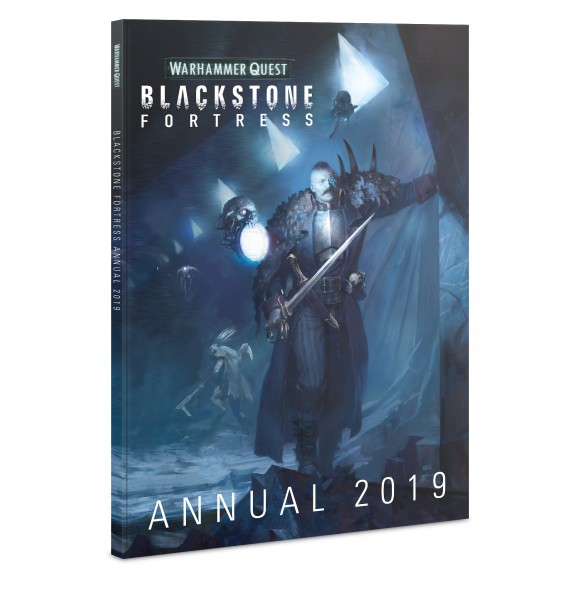 Warhammer Quest: Blackstone Fortress Kompendium 2019 (DE)
