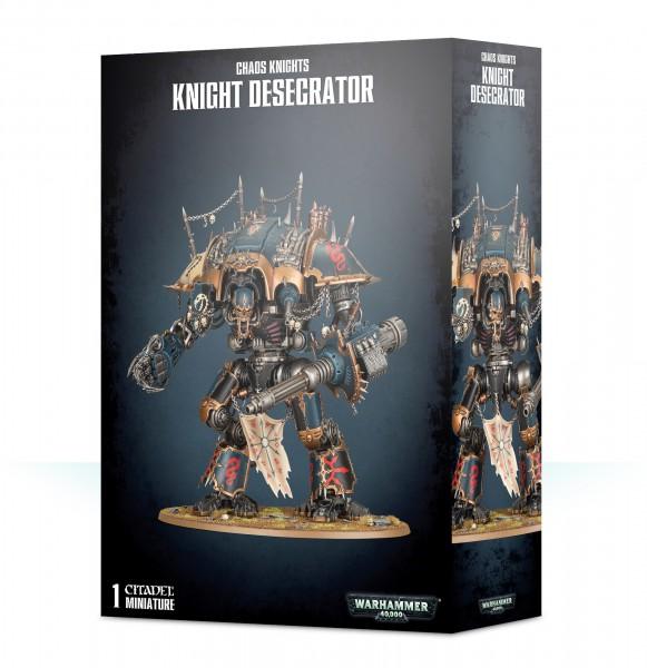 Knight Desecrator/Rampager
