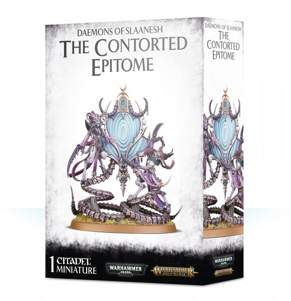 Die Contorted Epitome