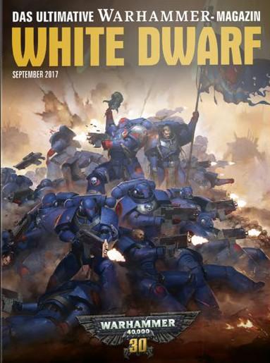 White Dwarf September 2017 (DE) Jubiläumsausgabe