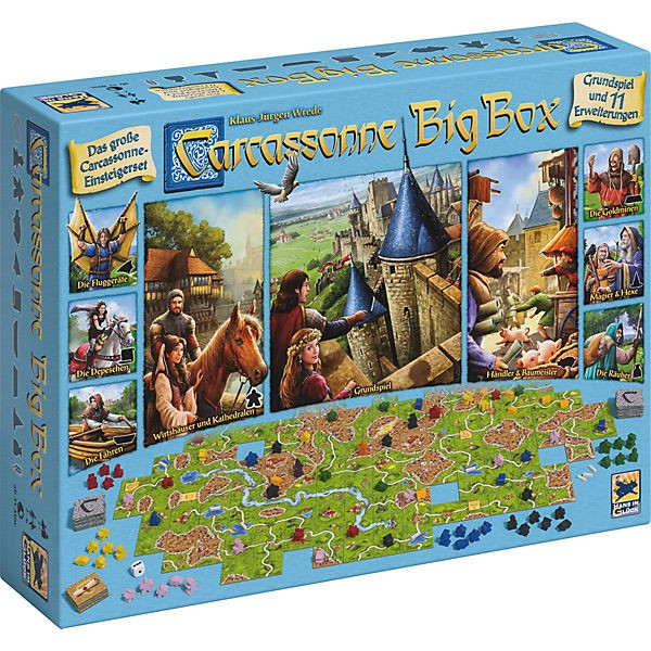 Carcassonne Big Box (DE)