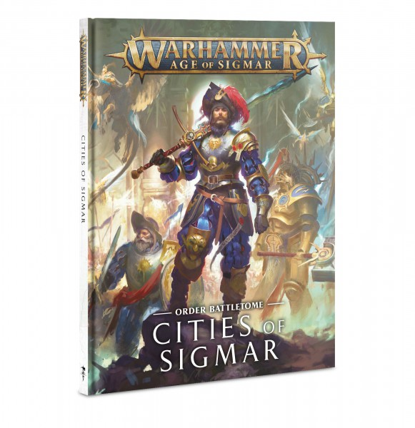 Battletome: Cities of Sigmar (DE)