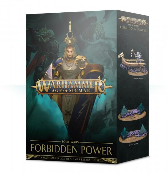 Soul Wars: Verbotene Macht (DE)