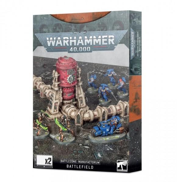 Schlachtfeld Battlezone: Manufactorum